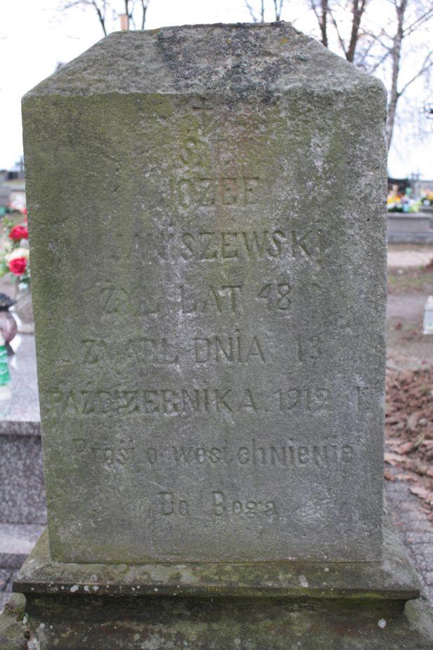 2018-12-31 Rzeczyca - cmentarz parafialny (23)