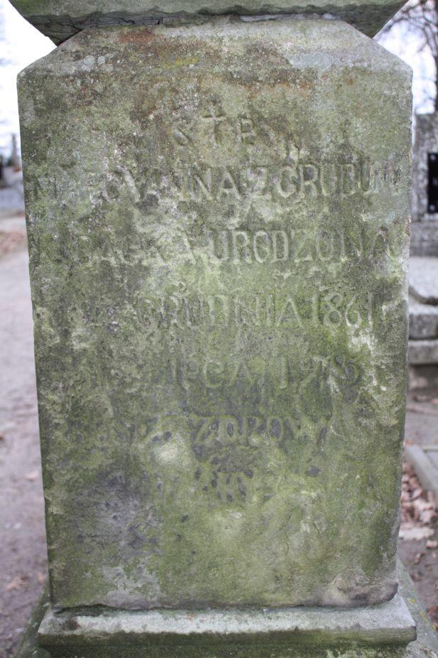 2018-12-31 Rzeczyca - cmentarz parafialny (25)
