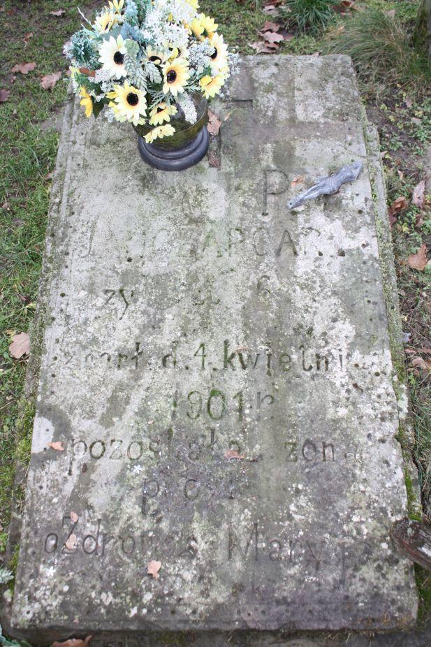 2018-12-31 Rzeczyca - cmentarz parafialny (82)