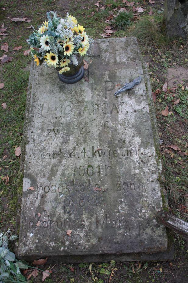 2018-12-31 Rzeczyca - cmentarz parafialny (84)