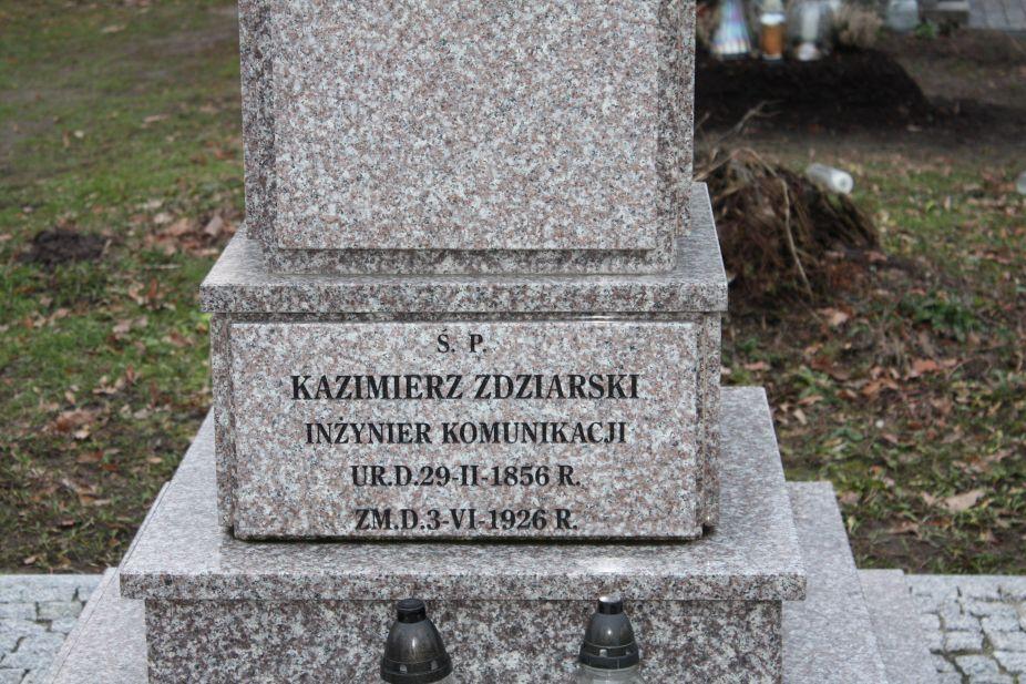 2018-12-31 Rzeczyca - cmentarz parafialny (87)
