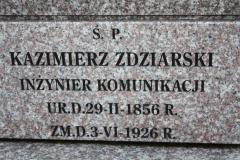 2018-12-31 Rzeczyca - cmentarz parafialny (90)