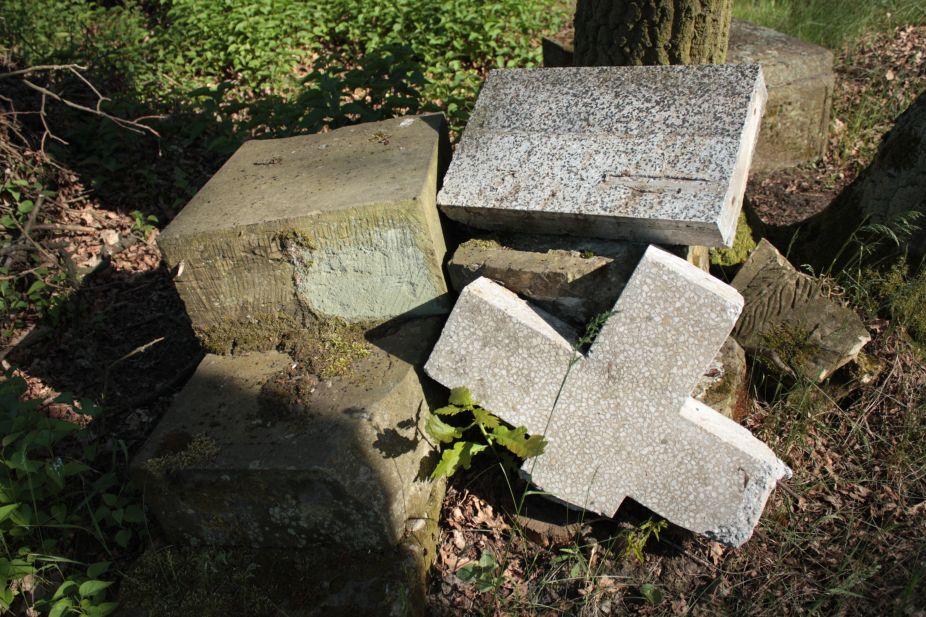 2018-05-13 Stanisławów Lipski - cmentarz ewangelicki (22)