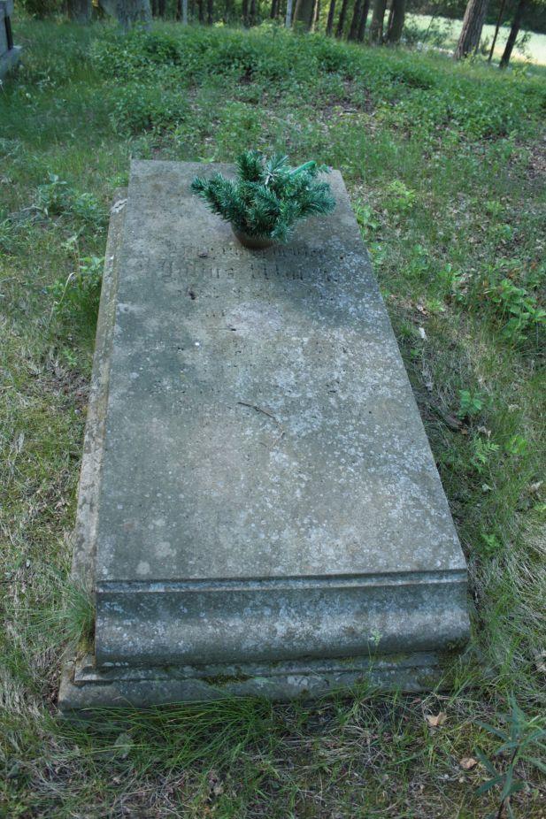 2018-05-13 Stanisławów Lipski - cmentarz ewangelicki (24)