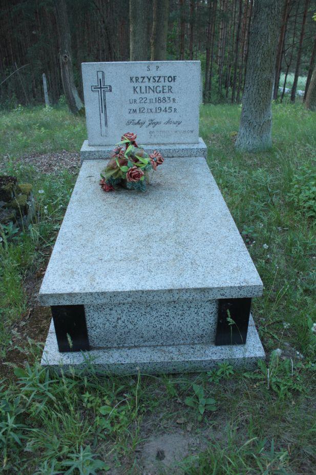 2018-05-13 Stanisławów Lipski - cmentarz ewangelicki (26)