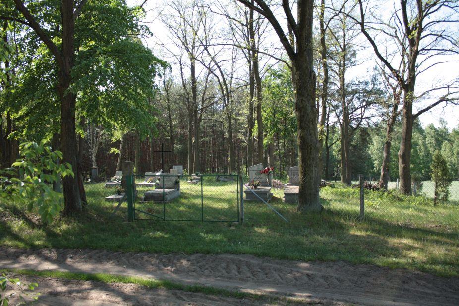 2018-05-13 Stanisławów Lipski - cmentarz ewangelicki (38)