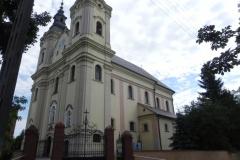 2014-07-06 Głuchów - kościół murowany (1)