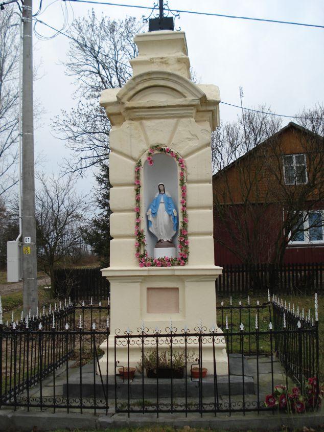 2007-01-14 Janisławice kapliczka nr1 (3)