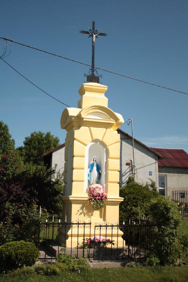 2018-05-20 Janisławice kapliczka nr1 (5)