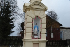 2007-01-14 Janisławice kapliczka nr1 (1)