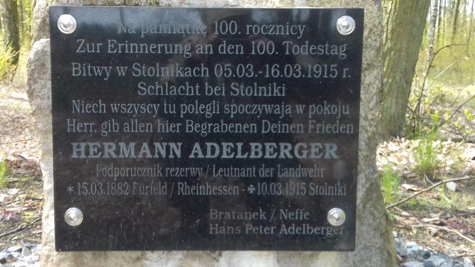 2017-04-30 Stolniki - cm. z I wojny światowej (1)