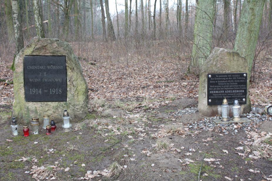 2019-02-15 Stolniki - cm. z I wojny światowej (11)
