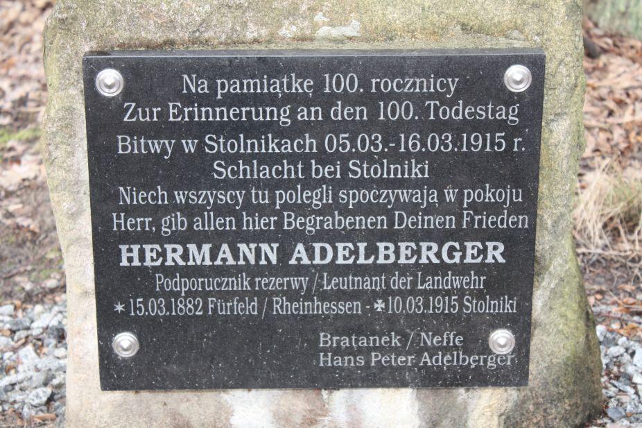 2019-02-15 Stolniki - cm. z I wojny światowej (19)