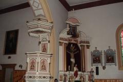 2006-12-10 Gomulin - kościół murowany (18)