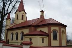 2006-12-10 Gomulin - kościół murowany (2)