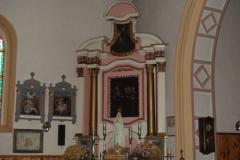 2006-12-10 Gomulin - kościół murowany (6)