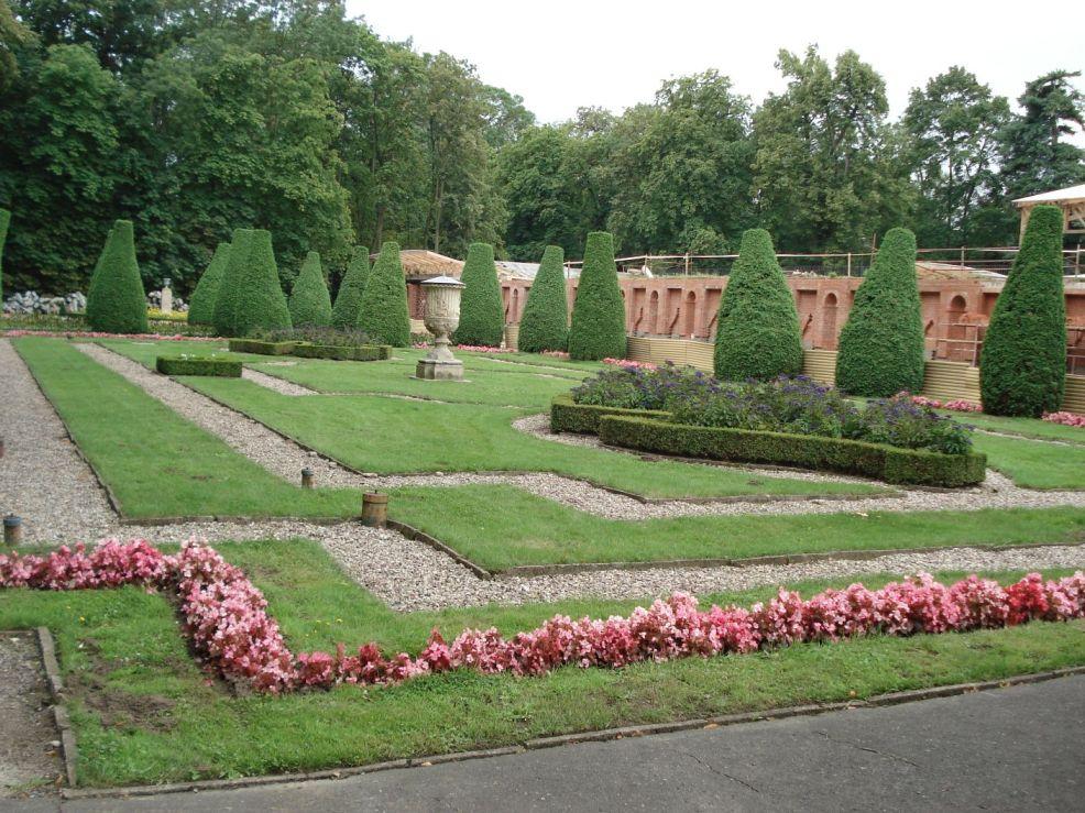2006-08-20 Warszawa - Wilanów pałac (10)