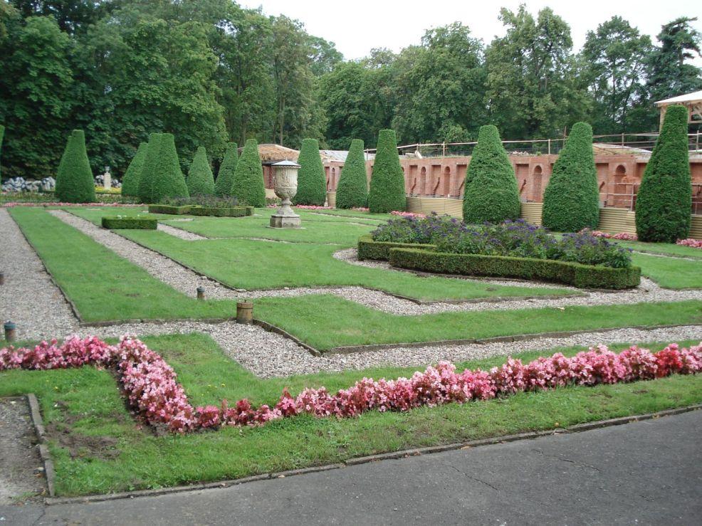 2006-08-20 Warszawa - Wilanów pałac (11)