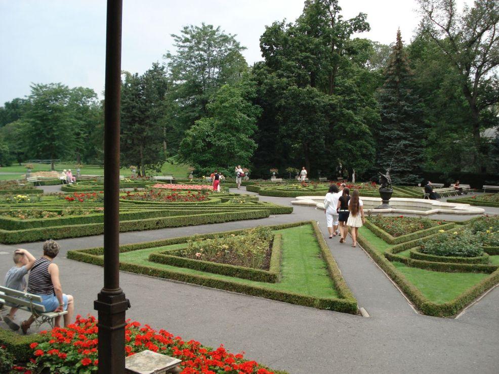 2006-08-20 Warszawa - Wilanów pałac (17)