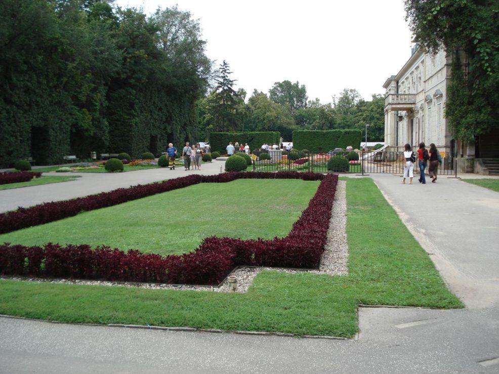2006-08-20 Warszawa - Wilanów pałac (2)