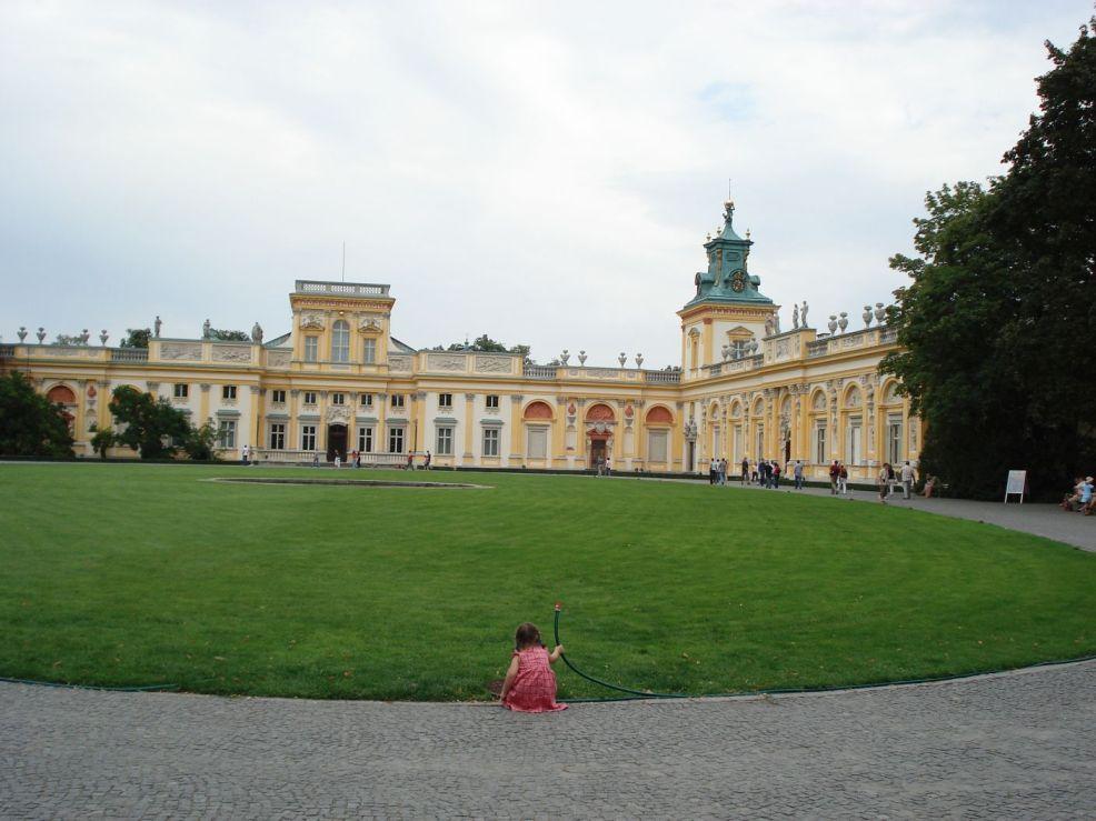 2006-08-20 Warszawa - Wilanów pałac (27)