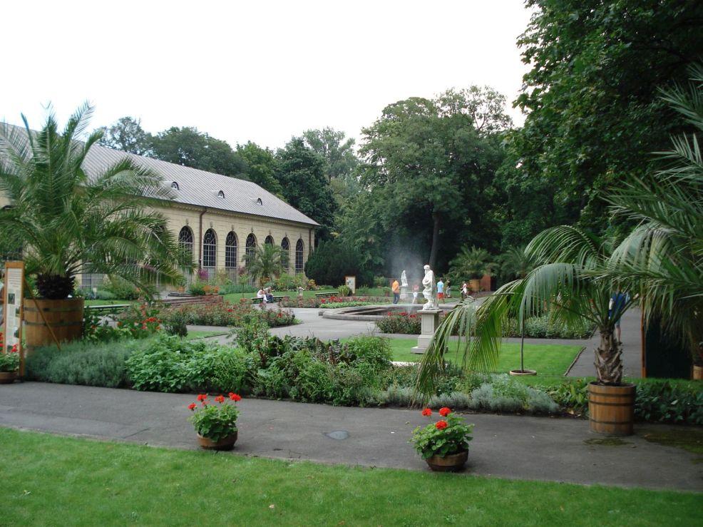 2006-08-20 Warszawa - Wilanów pałac (6)
