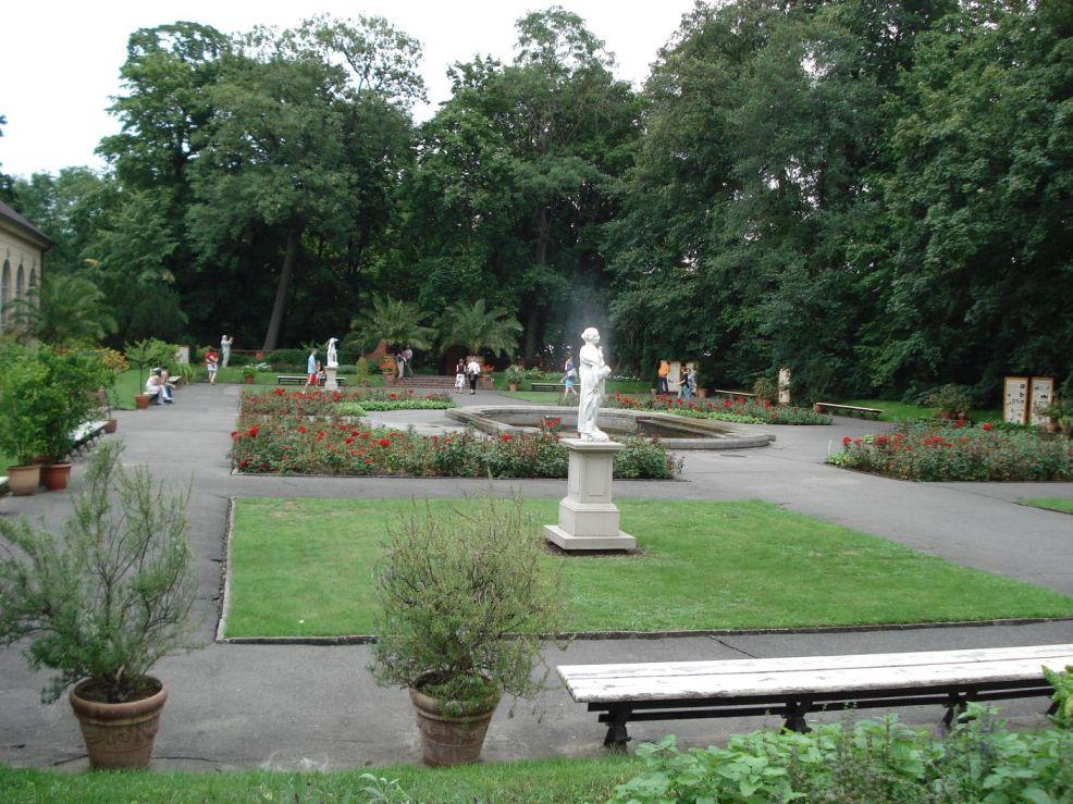 2006-08-20 Warszawa - Wilanów pałac (7)