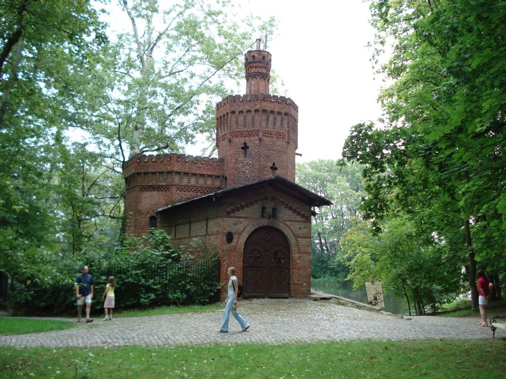 2006-08-20 Warszawa - Wilanów pałac (9)