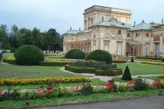 2006-08-20 Warszawa - Wilanów pałac (14)