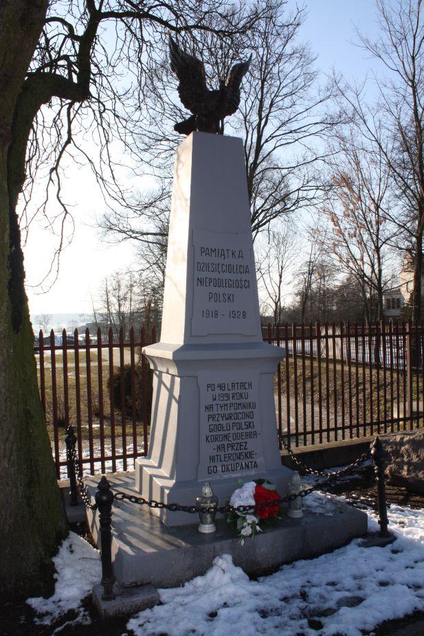 2019-02-09 Wysokienice - pomnik (10)