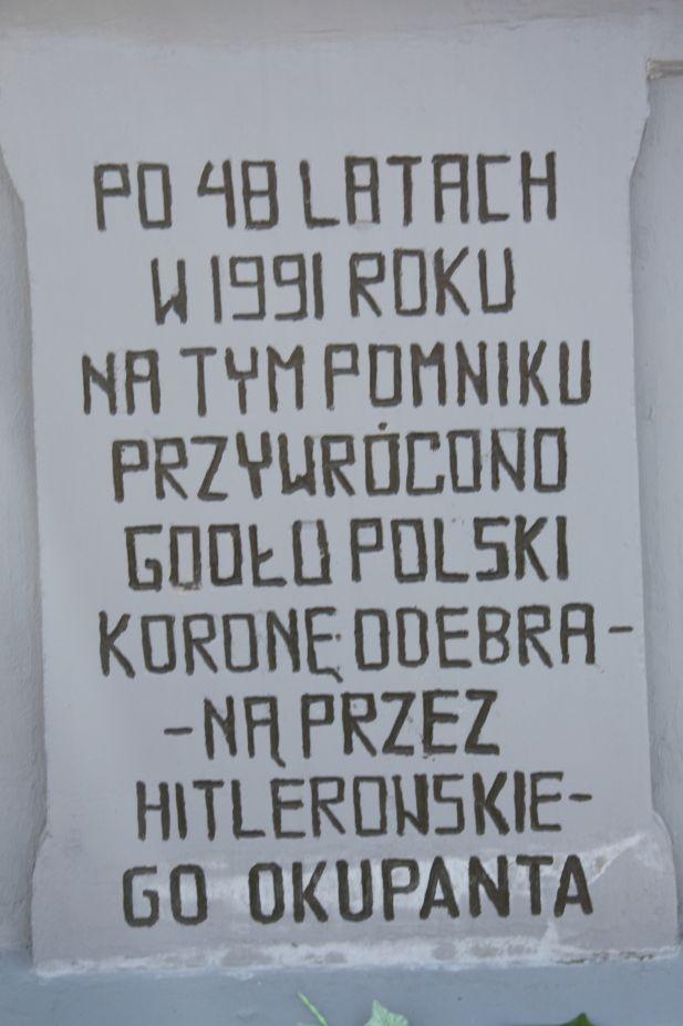 2019-02-09 Wysokienice - pomnik (6)