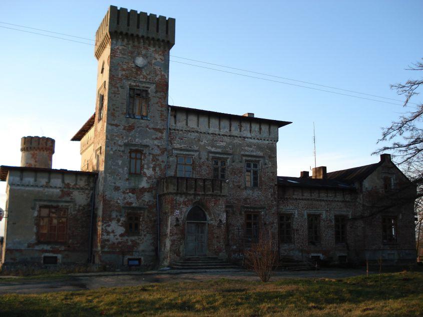 2007-01-21 Biała Rawska - zamek (2)