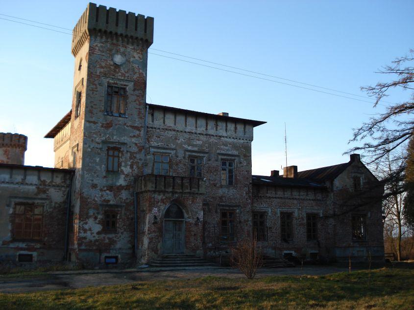 2007-01-21 Biała Rawska - zamek (6)