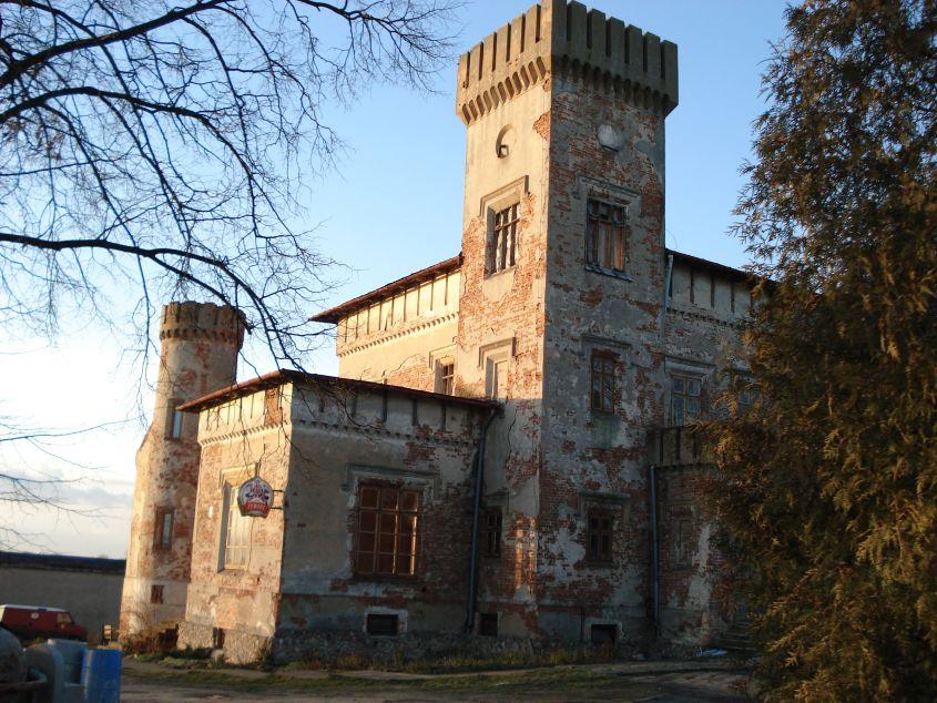 2007-01-21 Biała Rawska - zamek (7)