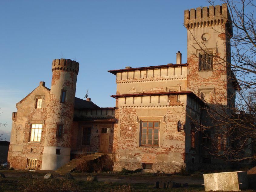 2007-01-21 Biała Rawska - zamek (8)
