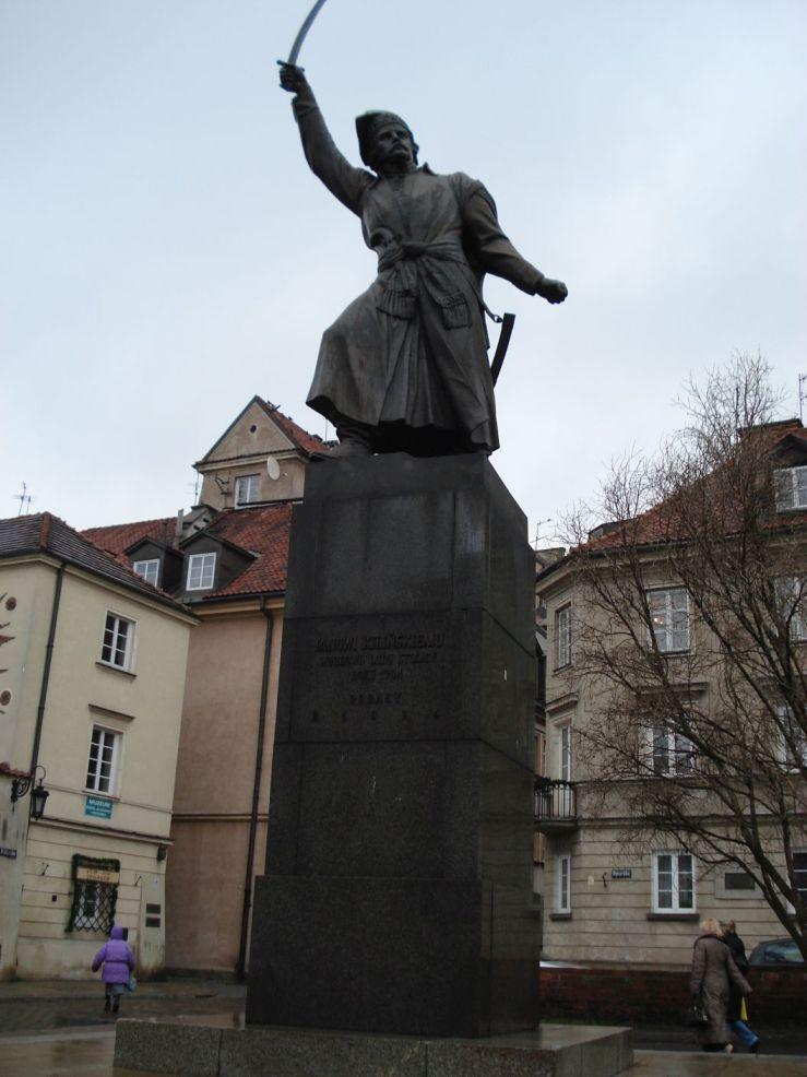 2007-01-06 Warszawa - Zamek Królewski (11)