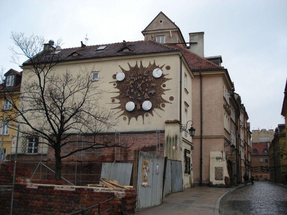 2007-01-06 Warszawa - Zamek Królewski (12)