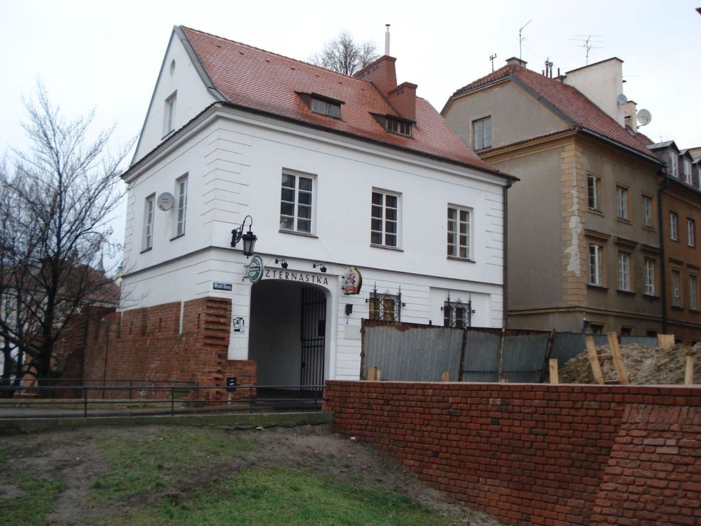 2007-01-06 Warszawa - Zamek Królewski (13)