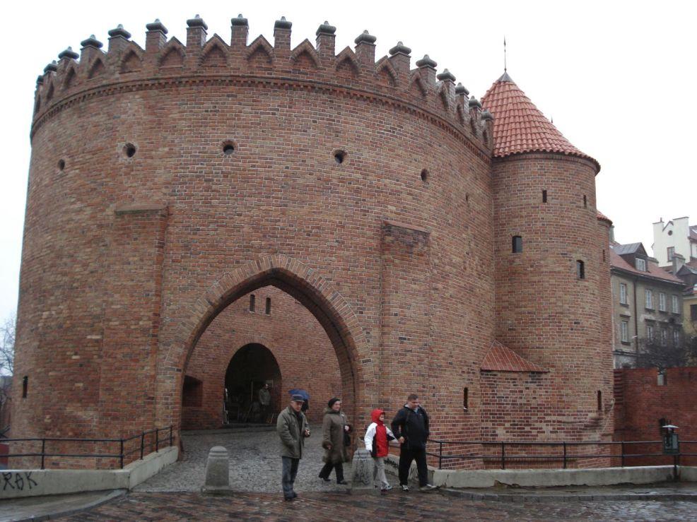 2007-01-06 Warszawa - Zamek Królewski (17)