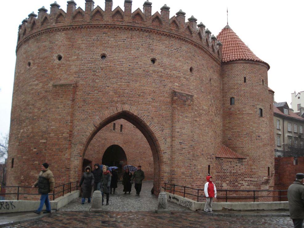 2007-01-06 Warszawa - Zamek Królewski (18)