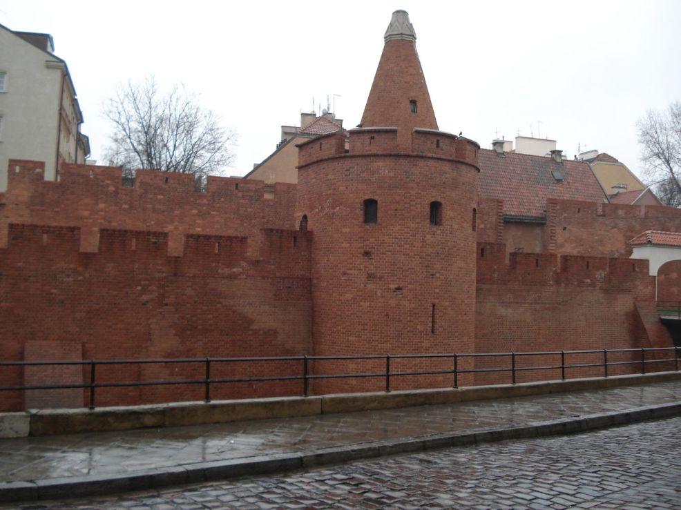 2007-01-06 Warszawa - Zamek Królewski (19)