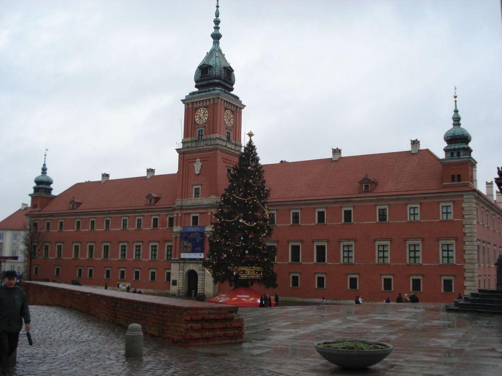 2007-01-06 Warszawa - Zamek Królewski (2)
