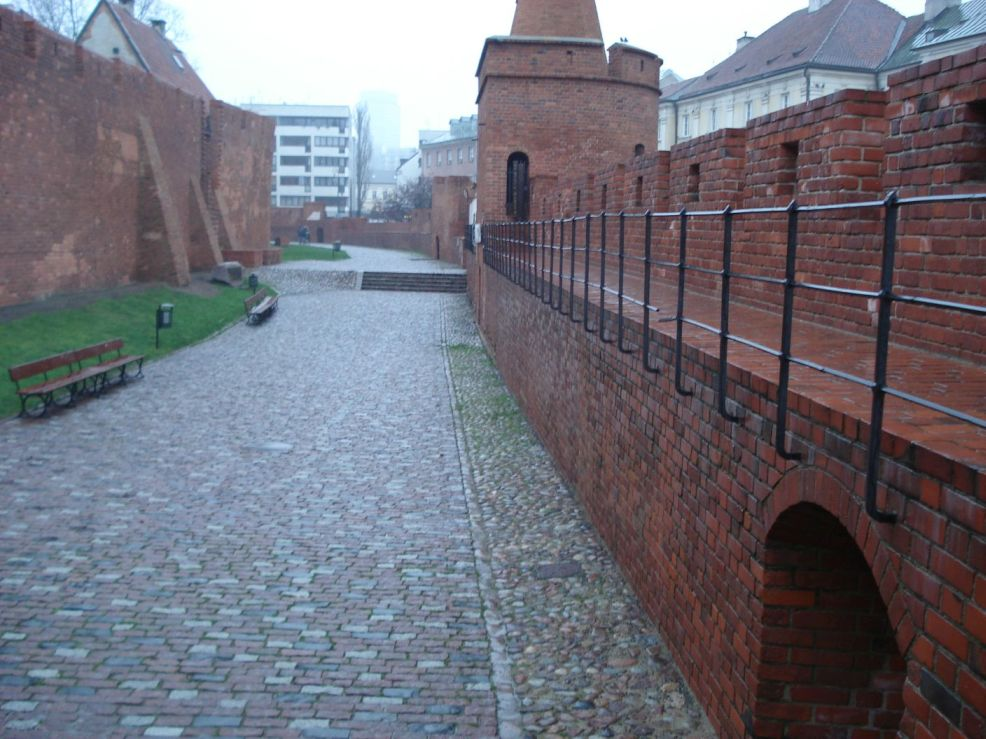 2007-01-06 Warszawa - Zamek Królewski (24)