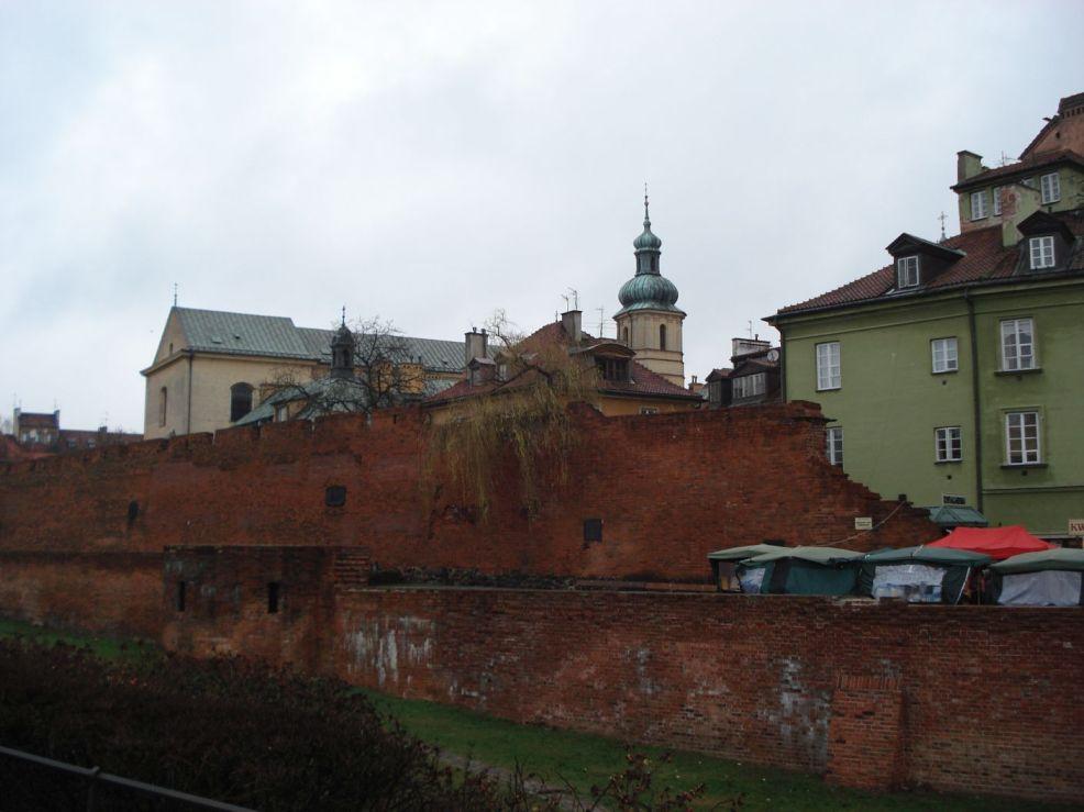 2007-01-06 Warszawa - Zamek Królewski (3)