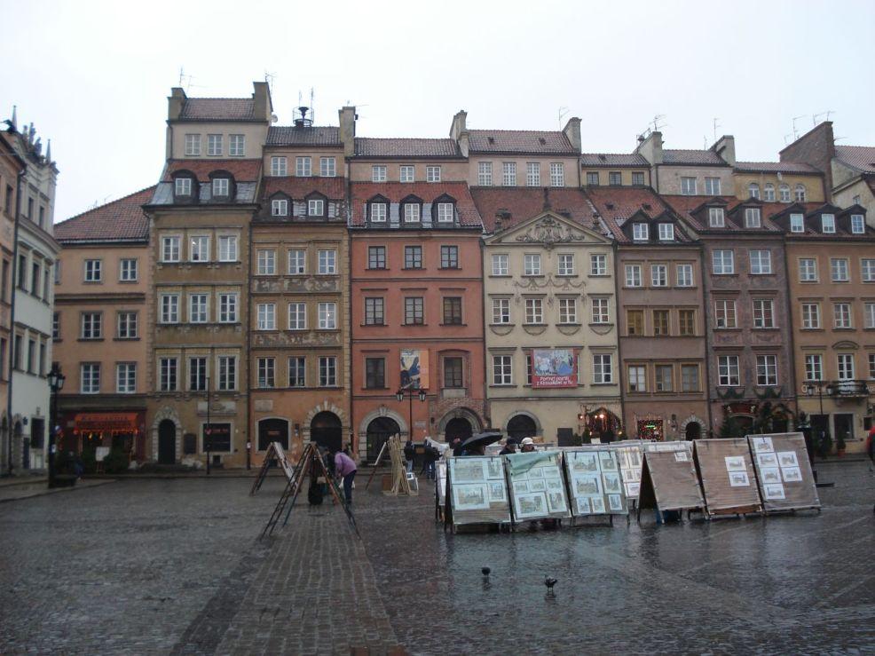 2007-01-06 Warszawa - Zamek Królewski (32)