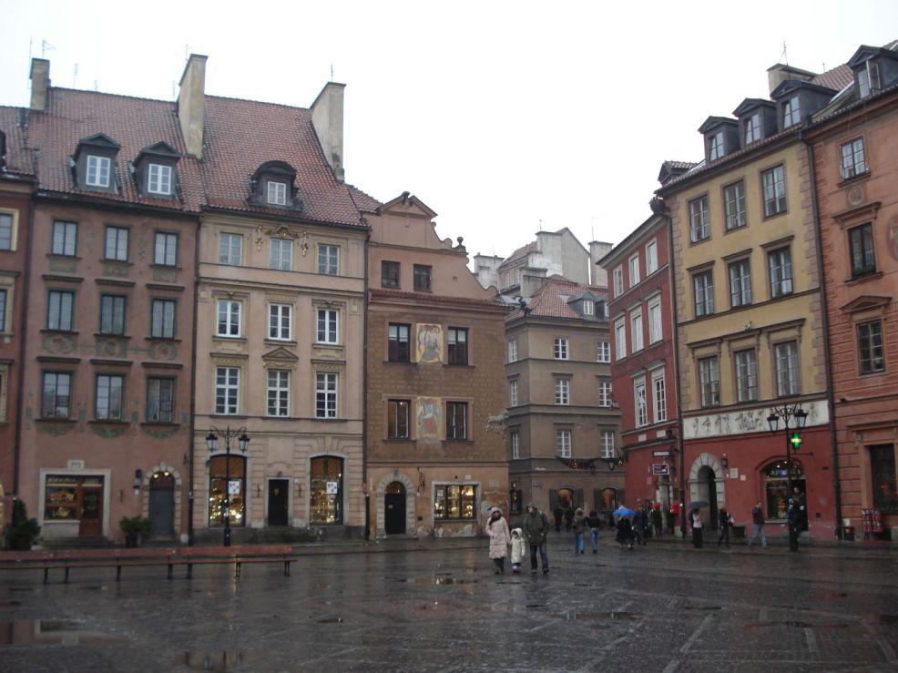 2007-01-06 Warszawa - Zamek Królewski (37)