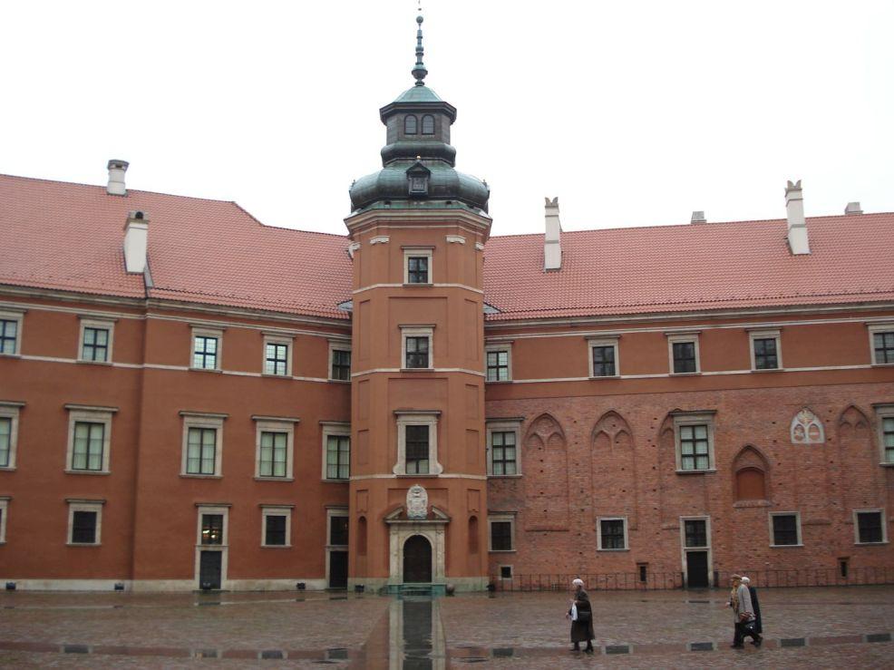 2007-01-06 Warszawa - Zamek Królewski (46)