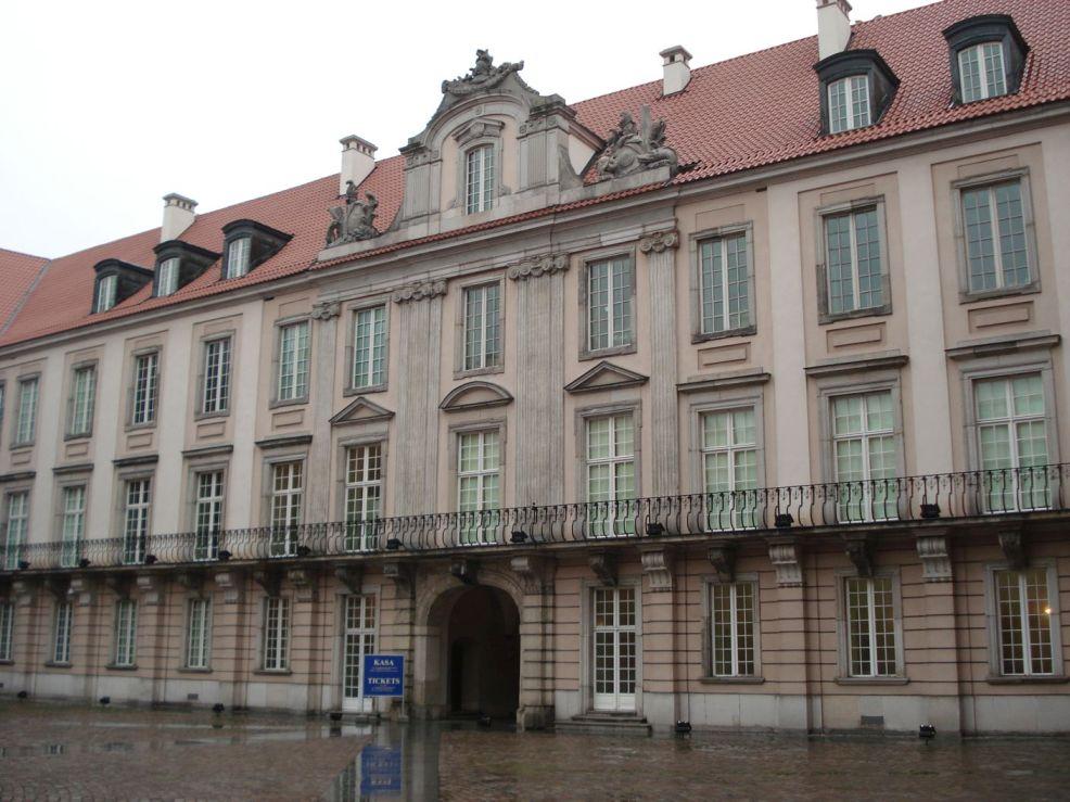 2007-01-06 Warszawa - Zamek Królewski (47)