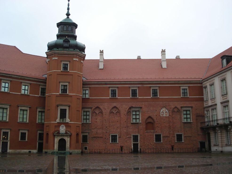 2007-01-06 Warszawa - Zamek Królewski (48)