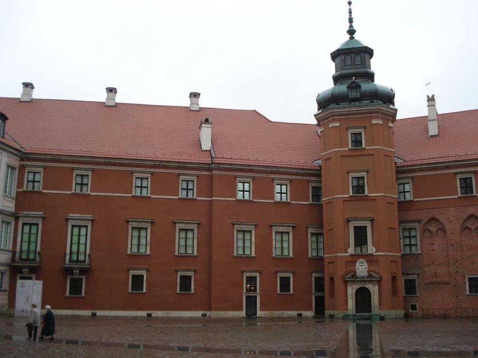 2007-01-06 Warszawa - Zamek Królewski (49)